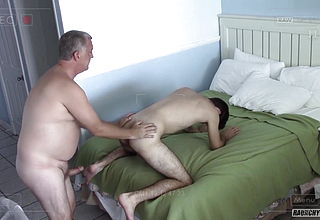 Straight Teenager Turns Rentboy Lets Old Dude Without a condom Him