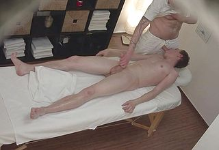 This masseur is naughtier than i thought