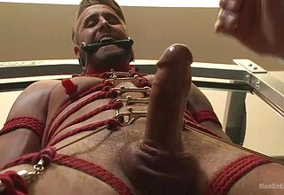 Deep throat flick for homosexual domination   submission paramours