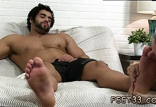 Fucking and like fag twunks toes free odorous soles after sp