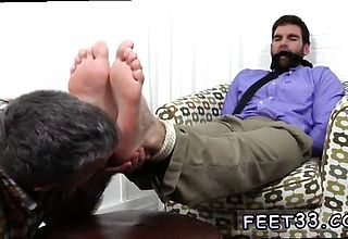 Queer youthfull guy mind blowing new soles Chase LaChance Roped Up Ball gagged