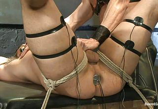Trussed and buttfuck tested